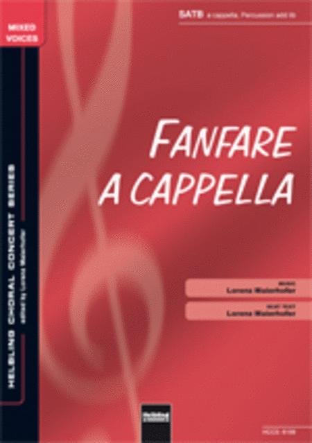 Fanfare a capella