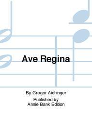 Ave Regina