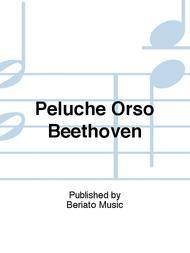 Peluche Orso Beethoven