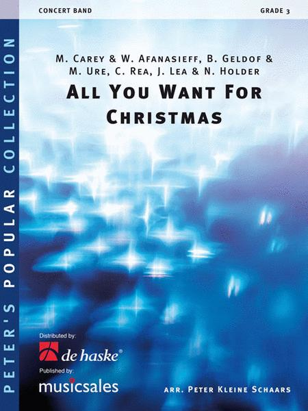 All You Want For Christmas
