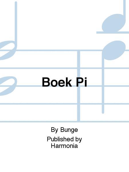 Boek Pi