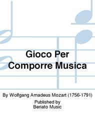 Gioco Per Comporre Musica