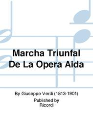 Marcha Triunfal De La Opera Aida By Giuseppe Verdi 1813 1901 Book Only Sheet Music For Opera Buy Print Music Bt Erba 6588 Sheet Music Plus
