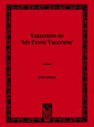 Variations on 'My Funny Valentine'