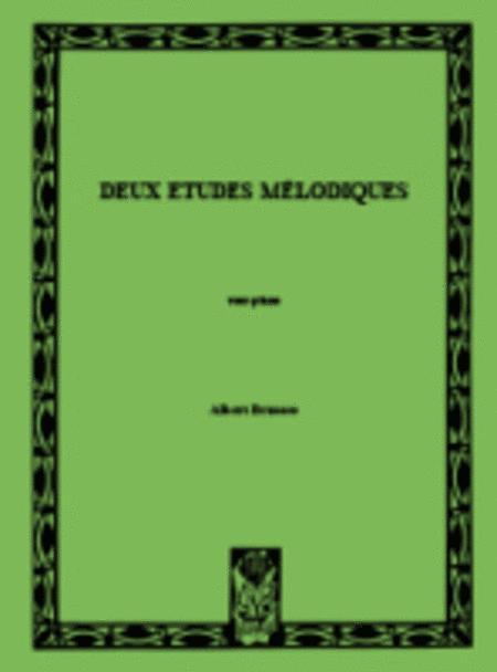 Melodische Etudes(2)