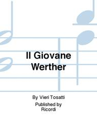 Il Giovane Werther