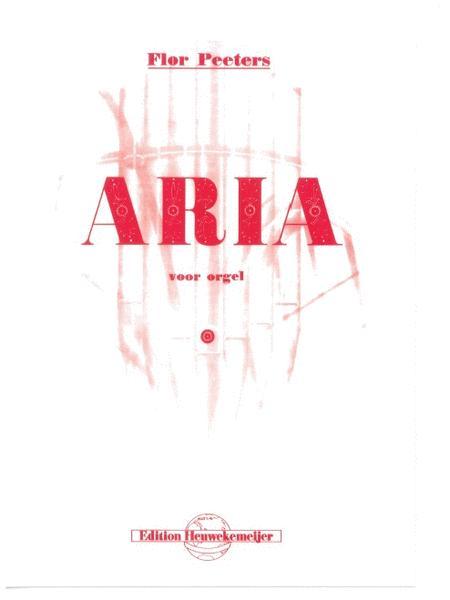 Aria op. 51