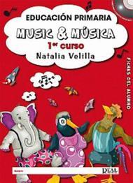 Music & Musica Vol.1: Fichas del alumno