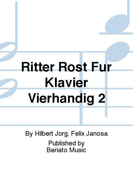 Ritter Rost Fur Klavier Vierhandig 2