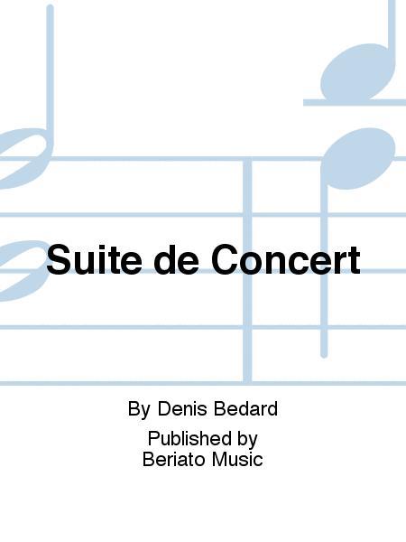 Suite de Concert