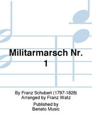Militarmarsch Nr. 1