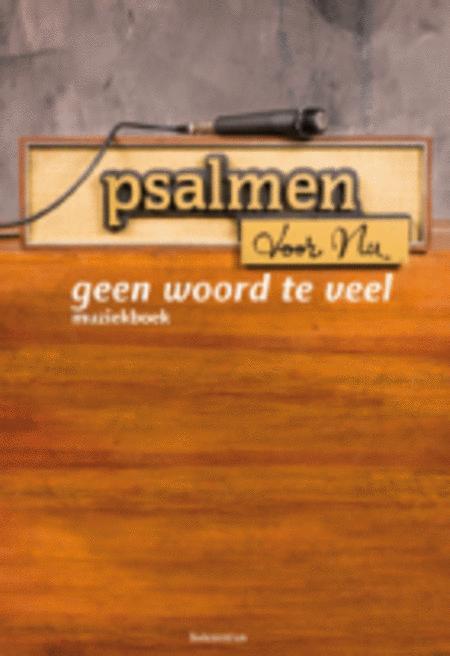 Psalmen Voor Nu 4 Geen Woord Te