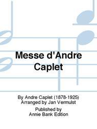 Messe d'Andre Caplet