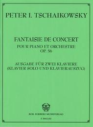 Fantaisie de concert (Konzertfantasie) op 56