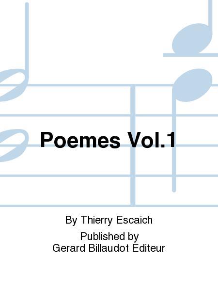 Poemes Vol.1
