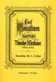 Funf Sonatinen, op. 70