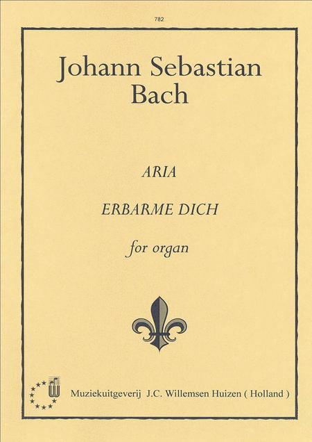 Aria & Erbarme Dich