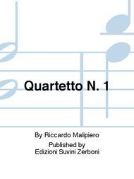 Quartetto N. 1