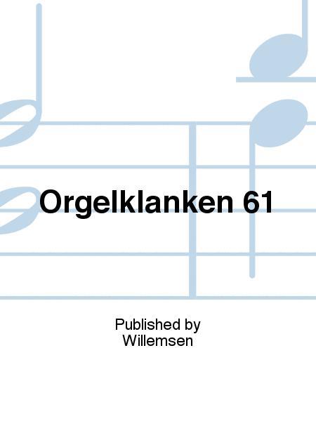 Orgelklanken 61