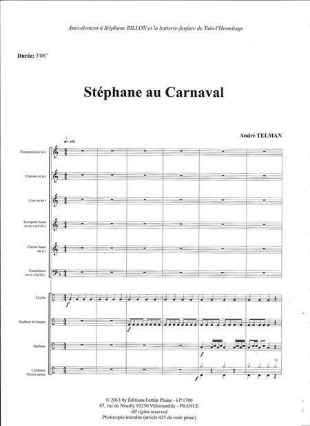 Stephane Au Carnaval