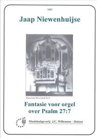 Fantasie Voor Orgel Over Psalm 27:7