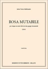 Rosa Mutabile