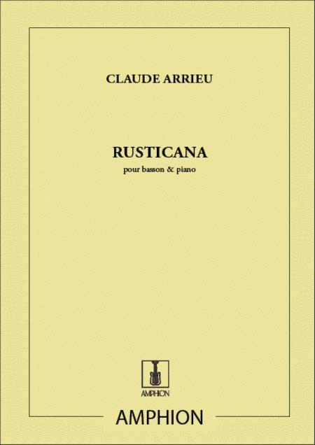 Rusticana Basson-Piano
