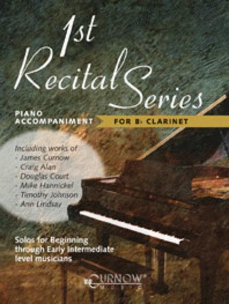 P-A 1st Recital Series - for Bb Clarinet