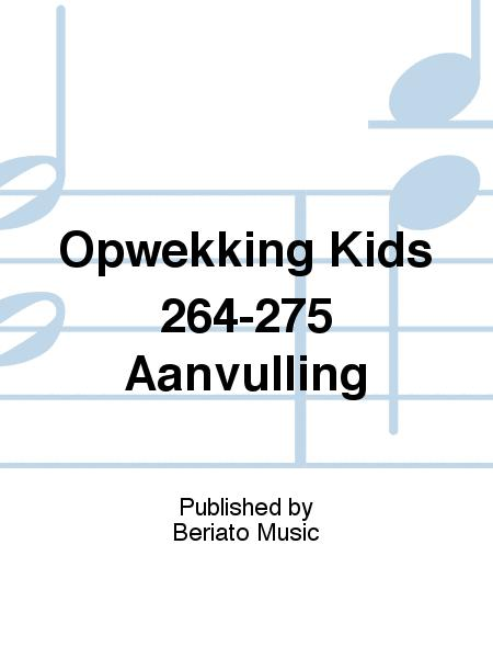 Opwekking Kids 264-275 Aanvulling