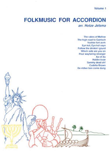 Folkmusic for Accordion vol. 1