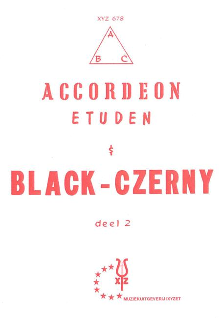 Black-Czerny Etudes 2