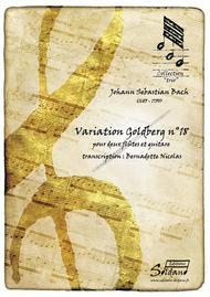 Variation Goldberg Ndeg18