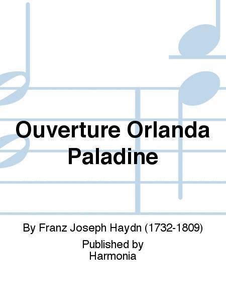 Ouverture Orlanda Paladine