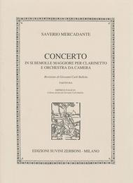 Concerto Op. 101 in Si bemolle maggiore