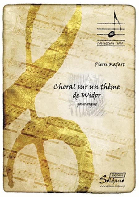 Choral Sur Un Theme De Widor