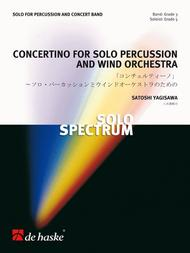 Concertino for Solo Percussion and Wind Orchestra