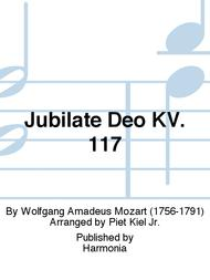 Jubilate Deo KV. 117