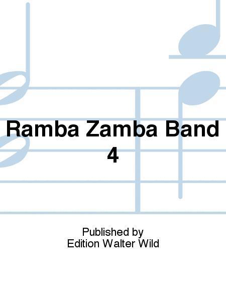 Ramba Zamba Band 4