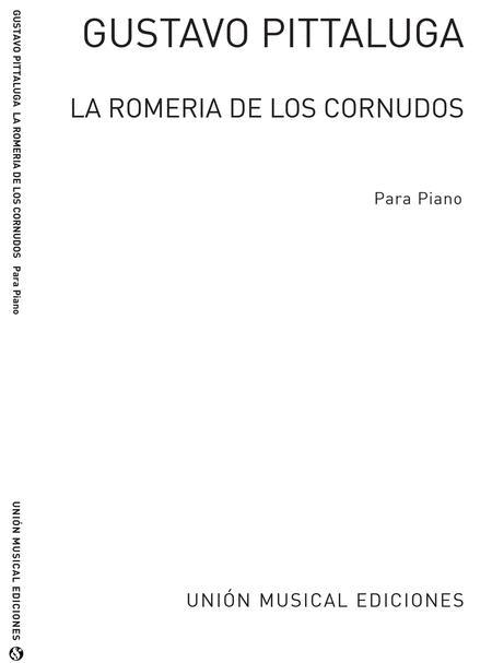 La Romeria De Los Cornudos Ballet For Piano