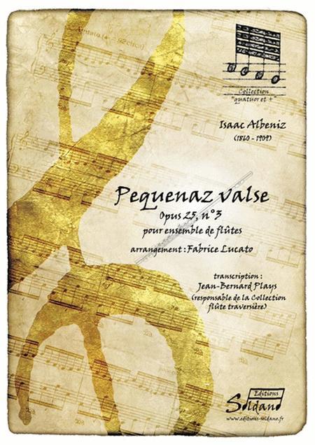 Pequenaz Valse, Opus 25, Ndeg3
