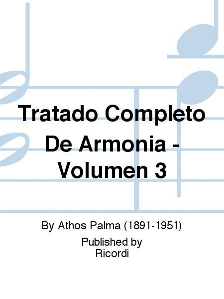 Tratado Completo De Armonia - Volumen 3