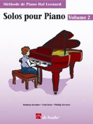 Solos pour Piano, volume 2