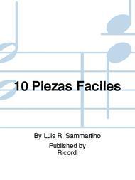 10 Piezas Faciles