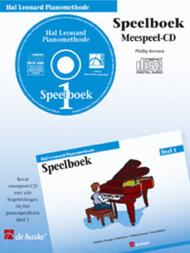 Hal Leonard Pianomethode Speelboek 1 (CD)