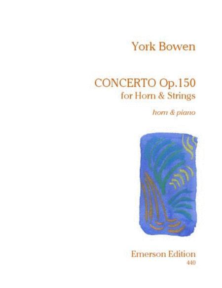 Concerto Opus 150