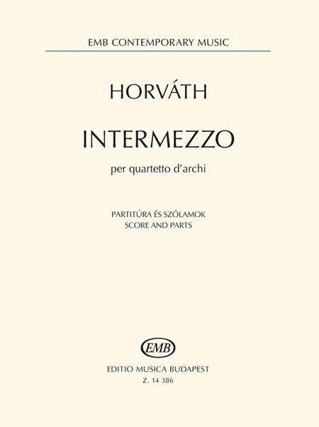 Intermezzo per quartetto d'archi