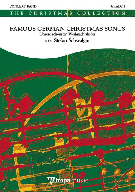 Weihnachtslieder Modern Deutsch.Famous German Christmas Songs Sheet Music By Stefan Schwalgin