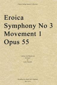 Symphony No. 3 Eroica Movement 1, Opus 55