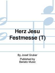 Herz Jesu Festmesse (T)