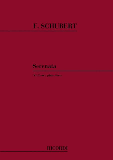 Serenata D. 957 N. 4